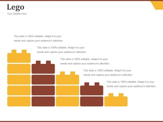 Lego Ppt PowerPoint Presentation Layouts Ideas