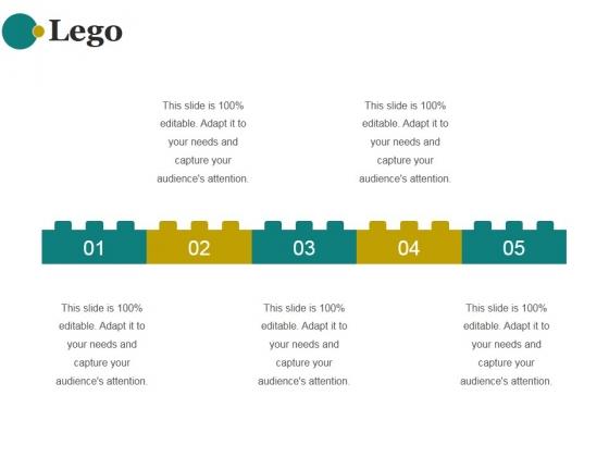 Lego Ppt PowerPoint Presentation Portfolio