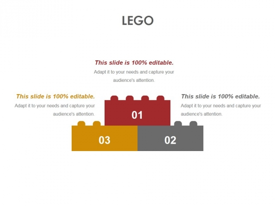 Lego Ppt PowerPoint Presentation Sample