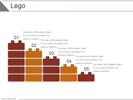 Lego Ppt PowerPoint Presentation Slide Download