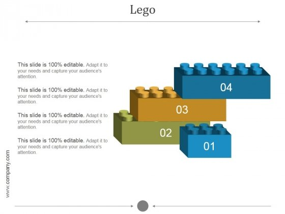 Lego Ppt PowerPoint Presentation Visual Aids