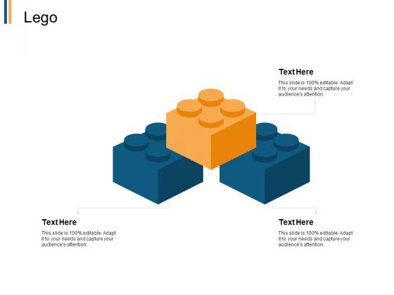Lego Sales Marketing Ppt PowerPoint Presentation Styles Slides
