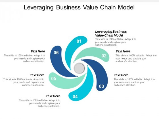 Leveraging Business Value Chain Model Ppt PowerPoint Presentation Example 2015 Cpb