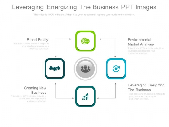 Leveraging Energizing The Business Ppt Images
