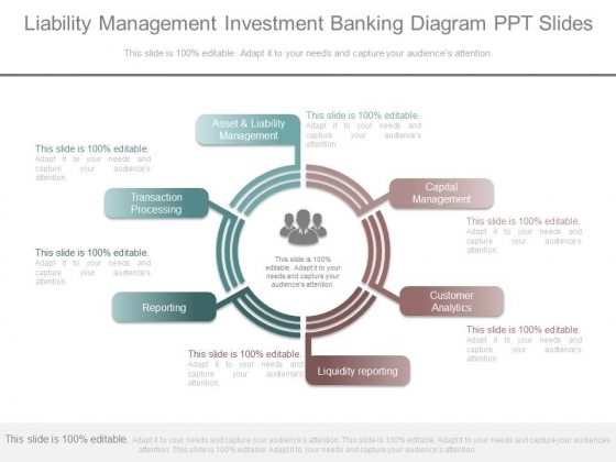 Liability Management Investment Banking Diagram Ppt Slides
