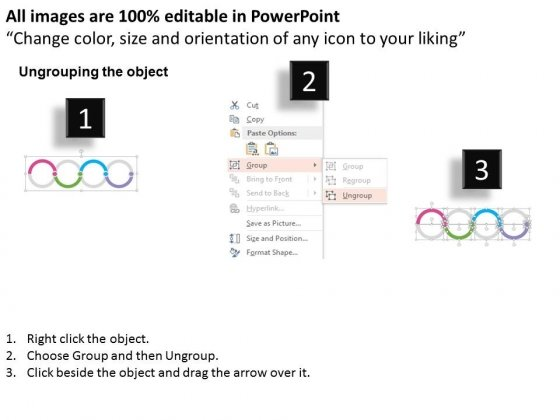 Linear_Circular_Timeline_For_Business_Milestones_Powerpoint_Template_2