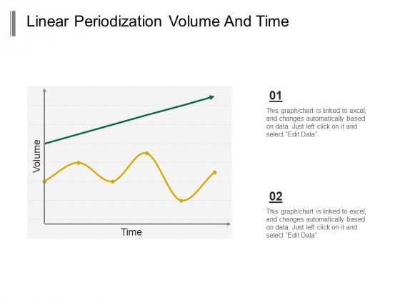 Linear Periodization Volume And Time Ppt PowerPoint Presentation Summary Topics