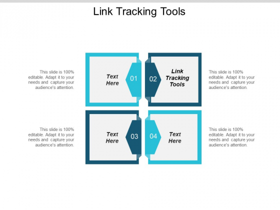 Link Tracking Tools Ppt PowerPoint Presentation Show Layouts Cpb