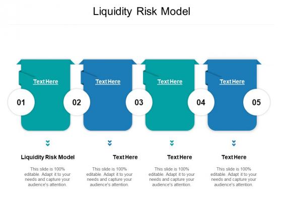 Liquidity Risk Model Ppt PowerPoint Presentation Styles Deck Cpb Pdf