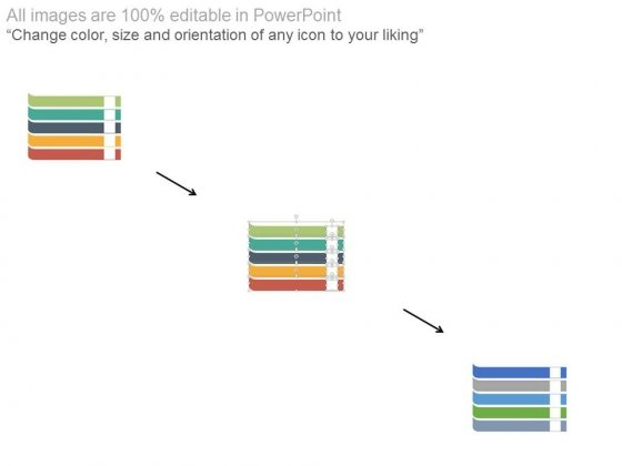 List_Diagram_Of_Five_Business_Steps_Powerpoint_Template_2