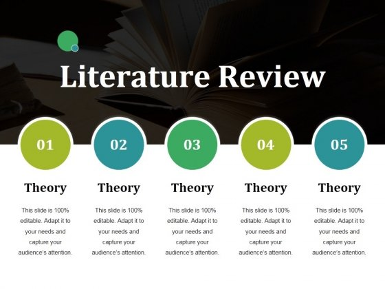 literature review powerpoint