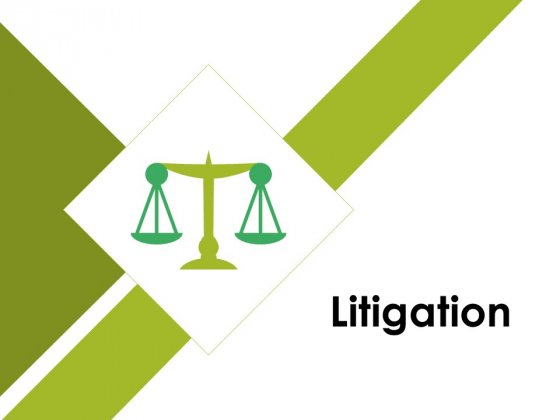 Litigation Ppt PowerPoint Presentation Ideas Graphic Tips