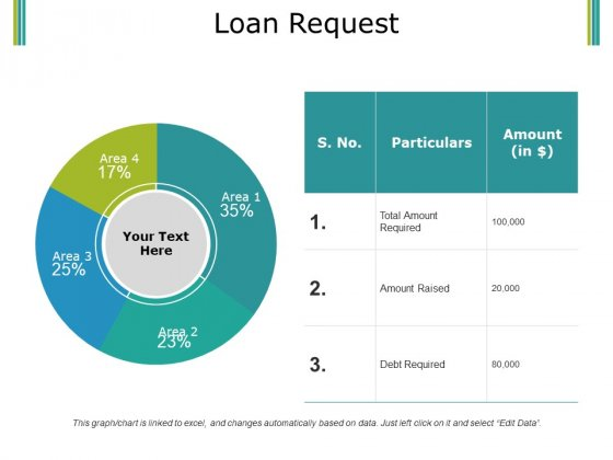 Loan Request Ppt PowerPoint Presentation Ideas Summary