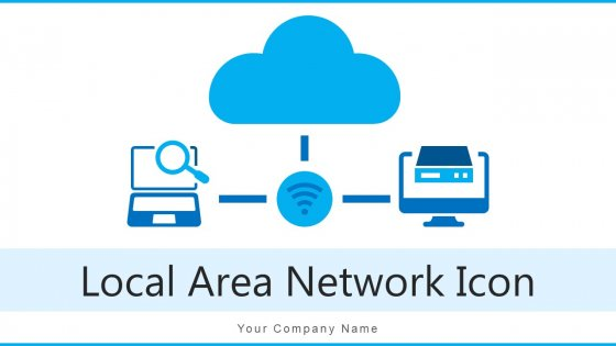 Local Area Network Icon Sources Ppt PowerPoint Presentation Complete Deck With Slides