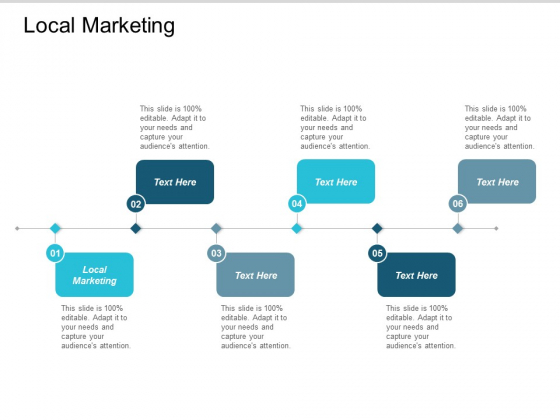 Local Marketing Ppt Powerpoint Presentation Professional Rules Cpb