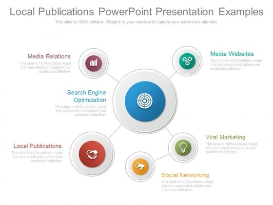 Local Publications Powerpoint Presentation Examples