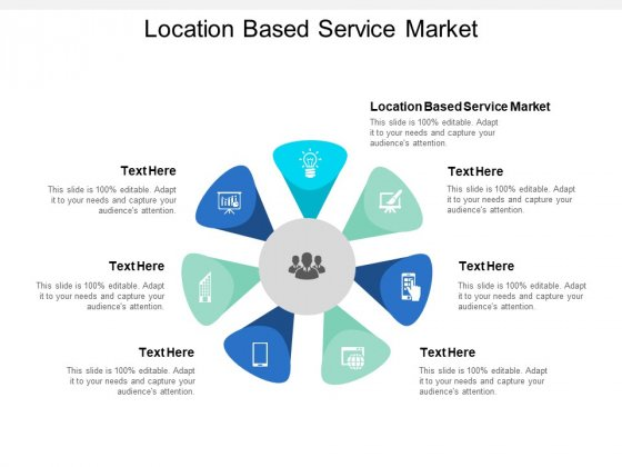 Location Based Service Market Ppt PowerPoint Presentation Portfolio Icons Cpb