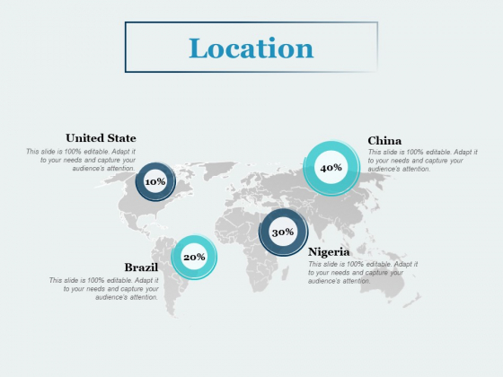 Location Geographical Ppt PowerPoint Presentation Show Demonstration