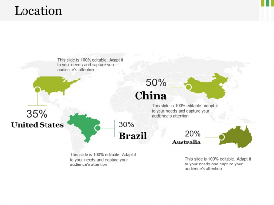 Location Ppt PowerPoint Presentation Design Ideas