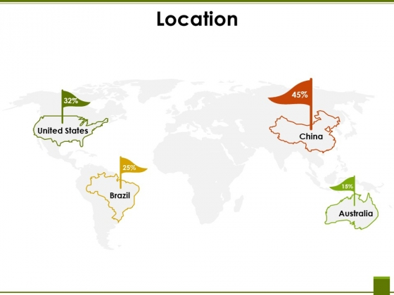 Location Ppt PowerPoint Presentation Gallery Microsoft