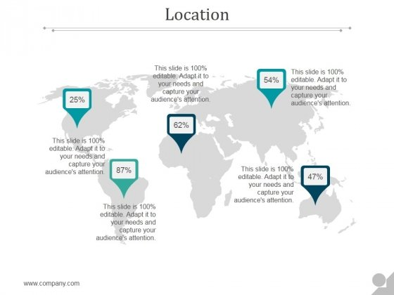 Location Ppt PowerPoint Presentation Graphics