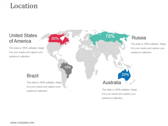 Location Ppt Powerpoint Presentation Ideas Model