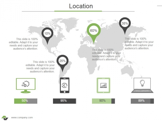 Location Ppt PowerPoint Presentation Ideas Professional