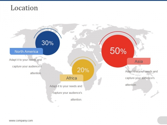 Location Ppt PowerPoint Presentation Infographic Template Deck