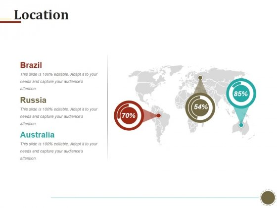 Location Ppt PowerPoint Presentation Infographic Template Master Slide