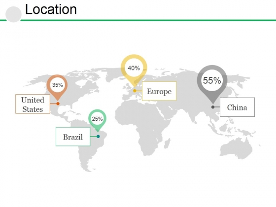 Location Ppt PowerPoint Presentation Infographics Model
