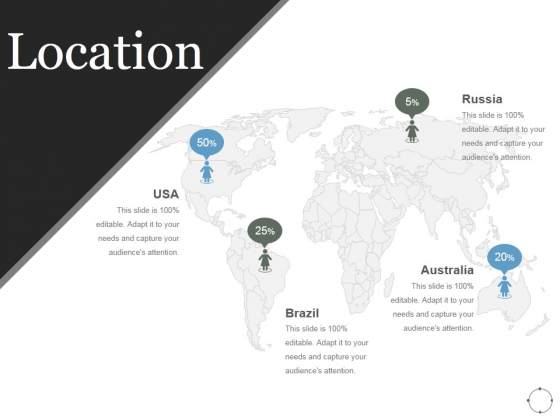 Location Ppt PowerPoint Presentation Infographics Show