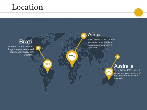 Location Ppt PowerPoint Presentation Layouts Outline