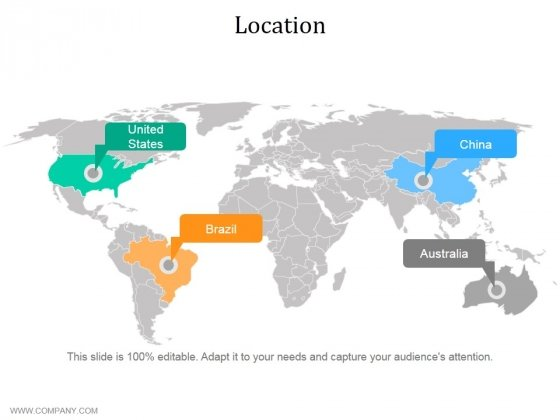 Location Ppt PowerPoint Presentation Outline Demonstration