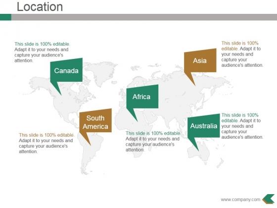 Location Ppt PowerPoint Presentation Outline Slides