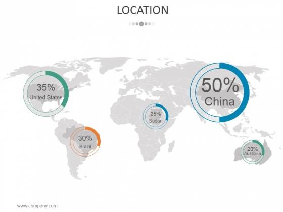 Location Ppt PowerPoint Presentation Pictures Structure