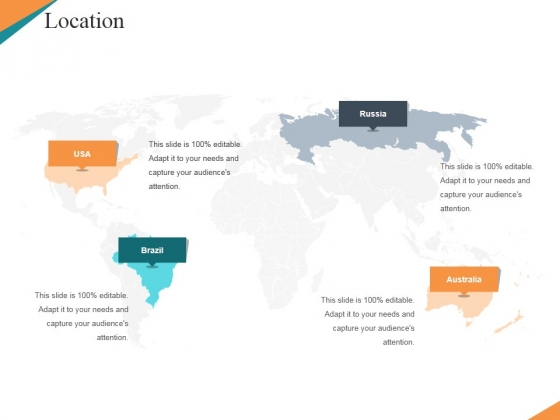 Location Ppt PowerPoint Presentation Pictures Topics