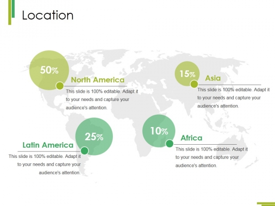 Location Ppt PowerPoint Presentation Show Professional