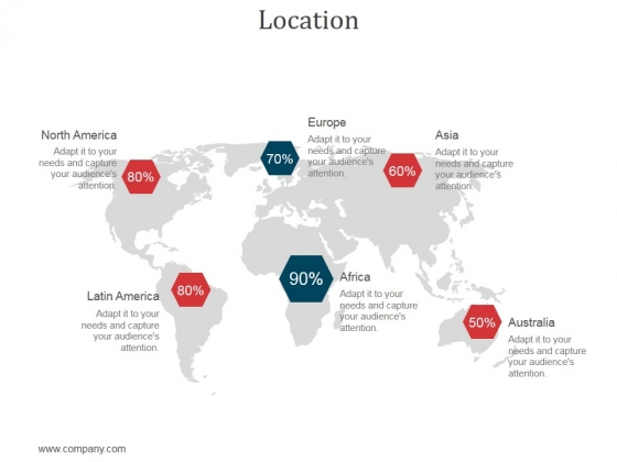 Location Ppt PowerPoint Presentation Show