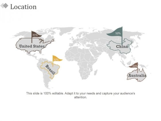 Location Ppt PowerPoint Presentation Slides Graphics Example