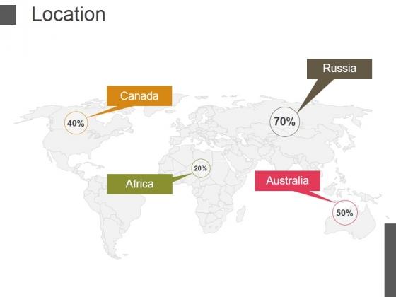 Location Ppt PowerPoint Presentation Slides Show