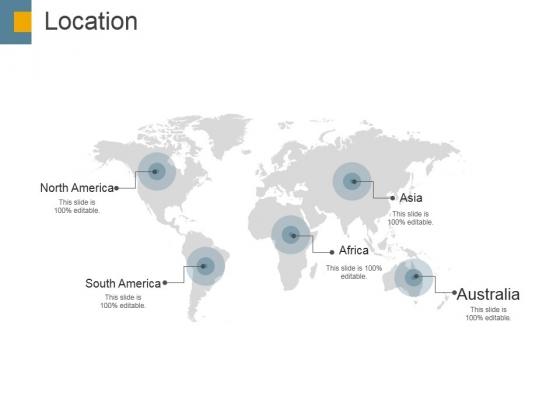 Location Ppt PowerPoint Presentation Summary Microsoft