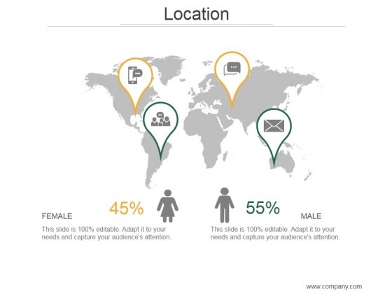 Location Ppt PowerPoint Presentation Topics