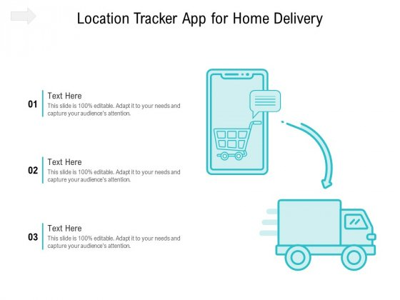Location_Tracker_App_For_Home_Delivery_Ppt_PowerPoint_Presentation_File_Model_PDF_Slide_1