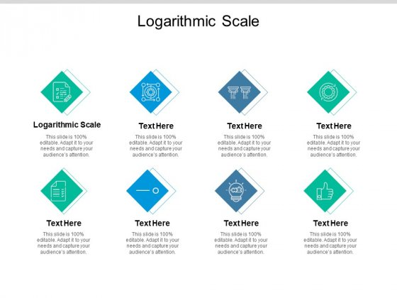 Logarithmic Scale Ppt PowerPoint Presentation Diagram Lists Cpb