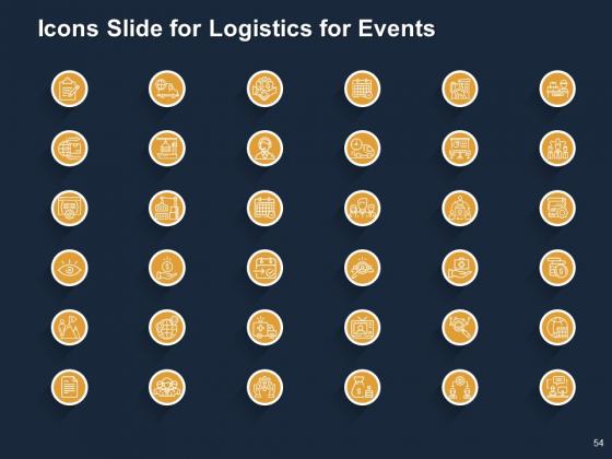 Logistics_For_Events_Ppt_PowerPoint_Presentation_Complete_Deck_With_Slides_Slide_54