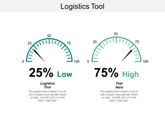 Logistics Tool Ppt Powerpoint Presentation Ideas Show Cpb