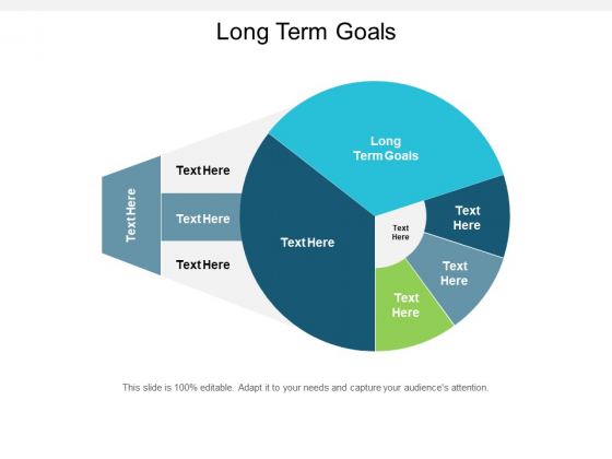 Long Term Goals Ppt PowerPoint Presentation Slides Gallery Cpb