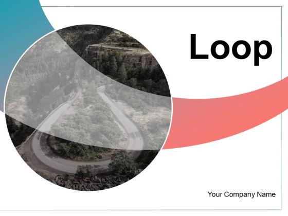 Loop Team Development Timeline Coil Spring Ppt PowerPoint Presentation Complete Deck