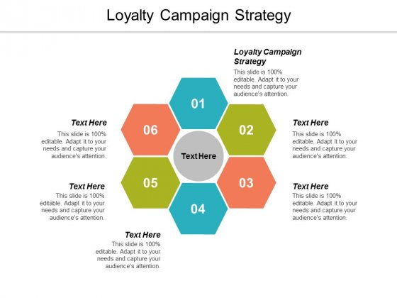 Loyalty Campaign Strategy Ppt Powerpoint Presentation Layouts Themes Cpb
