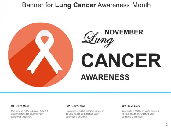 Lung_Carcinoma_Lung_Cancer_Ribbon_Ppt_PowerPoint_Presentation_Complete_Deck_Slide_2